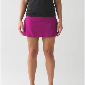 Lululemon Circuit Breaker Skirt Size 12 Tall